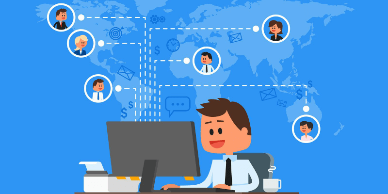 how to keep your remote workers happy and engaged