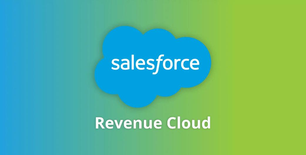 Salesforce revenue cloud