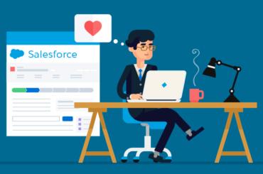 how to bridge the salesforce gap