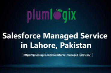 Salesforce Managed Service in Lahore Pakistan